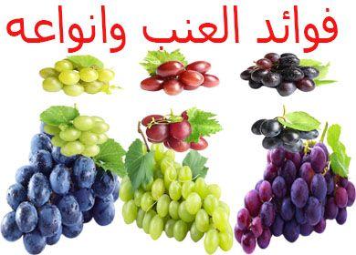 Benefits Of Grapes Green Grapes Black Grapes فوائد العنب العنب الاخضر العنب الاسود Grapes Benefits Grapes Healthy Life