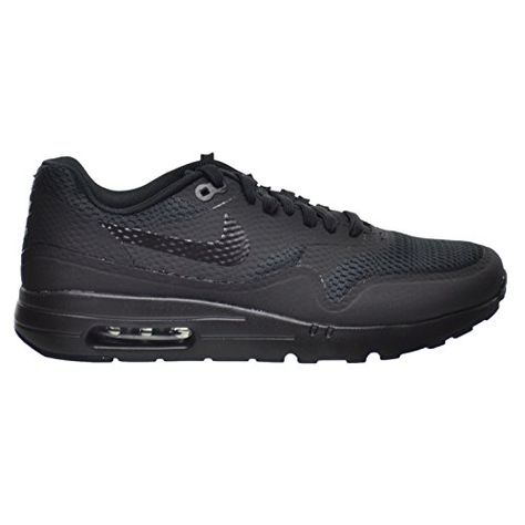 Nike Air Max 1 Ultra Essential Mens Shoes Black 819476001 13 DM US ...
