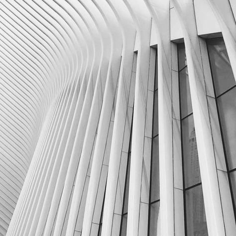 . A revelation in the light of day.. #bnw #black #white #blackandwhite #vsco #vscocam #vscophoto #bestofvsco #vscogram #instagram #instagood #instadaily #art #style #design #inspiration #architecture #architectureporn #fashion #light #istanbul #turkey #usa #us #oculus #worldtradecenter #newyork #facade