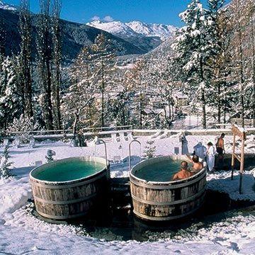 bagnivecchi #terme di #Bormio #Valtellina Immergetevi in un ...