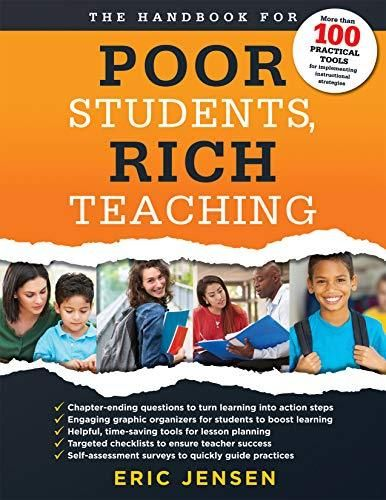 The Handbook for Poor Students, Rich Teaching (A Guide to Overcoming Adversity and Poverty in Schools) - Default