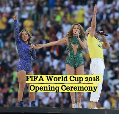 Fifa World Cup 2018 Opening Ceremony Live Streaming Date Time Venue Fifa World Cup 2018 Opening Ceremony Will Take Place On World Cup 2018 World Cup Fifa
