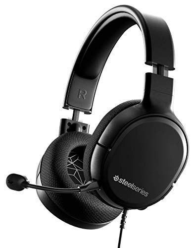 Steelseries Arctis 1 All Platform Compatibility For Pc Ps4 Xbox Nintendo Switch Mobile Detachable Ps5 Playstati In 2020 Gaming Headset Steelseries Headset