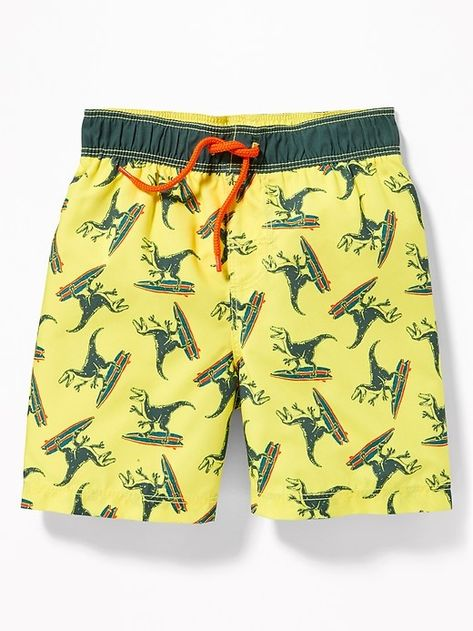Mens Adorable Animal Summer Beach Shorts Leisure Quick Dry Swimming Pants