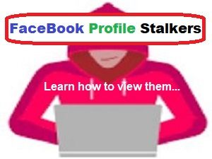 How To See Who Viewed Your Facebook Profile Who Viewed My Fb Profile Every Time I Want To Know Who Visited Facebook Profile My Facebook Profile Fb Profile