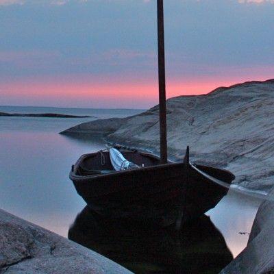 Aland Islands.  Finland