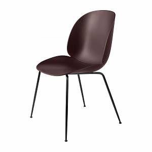 Beetle Dining Chair Chaise Structure Noir En 2020 Rose Noire Chaise Et Rose