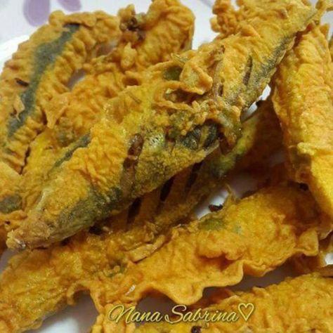 Cara Buat Ikan Tamban Celup Tepung Rangup Krup Krap Lain Macam Resipi Ni Rasa Resep Masakan Masakan Resep Ikan