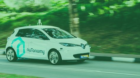 Rumor has it Uber-rival Grab has partnered with self-driving taxi startup nuTonomy