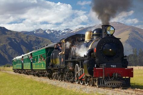 Ride The Rails And Join Us For A Trip On New Zealand S Most