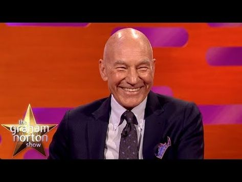 Sir Patrick Stewart's Best Moments On The Graham Norton Show - YouTube