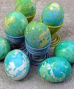 Earth Eggs http://www.familycorner.com/crafts-kids-family-2/earth-eggs.html