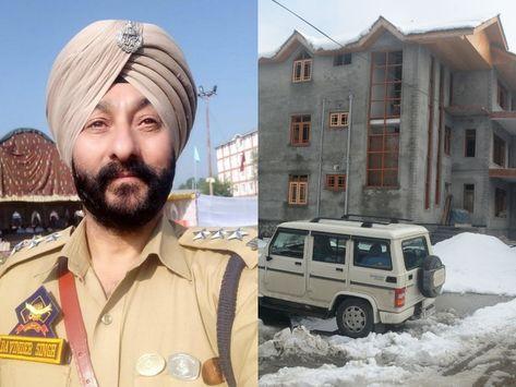 Deputy Superintendent of Police Davender Singh killed my son, Vet doc