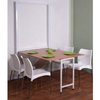Fromthearmchair Elegant Wall Mounted Dining Tables Design Wall