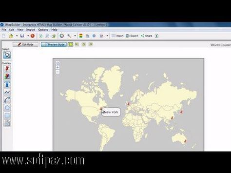 Video tutorial share and publish interactive html5 map download video tutorial share and publish interactive html5 map download free demo at httphtml5mapsoftware interactive html5 maps pinterest gumiabroncs Gallery