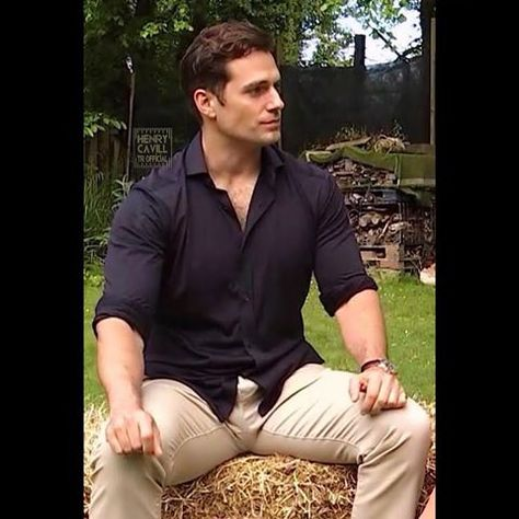 Henry Cavill is my imaginary husband - You are welcome. We are all dead now 😊