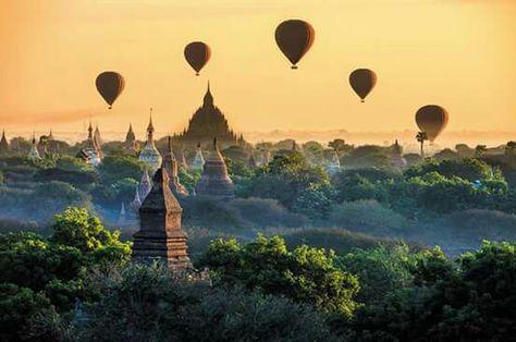 Puente U Bein Myanmar Birmania Landscape Pinterest - Incredible entries to travel photo contest capture breathtaking moments around the world