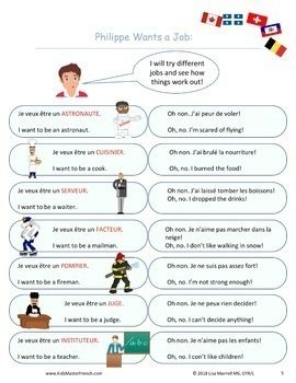 French Vocabulary - Professions and Careers (with Quizlet