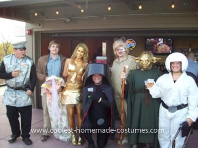 Coolest Spaceballs Group Costume Group Costumes Group