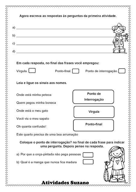 Pontuacao Atividades Pedagogica Suzano Atividades Atividades