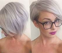 Kurzhaarfrisuren Frauen Mit Brille Top Frisuren 2017