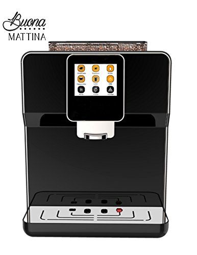 Buona Mattina Fully Automatic Espresso Cappuccino And Latte