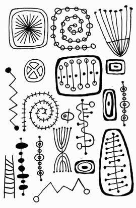 Tribal Patterns, Doodle Patterns, Zentangle Patterns, Embroidery Patterns, Arte Tribal, Tribal Art, Ancient Symbols, Ancient Art, Zen Doodle