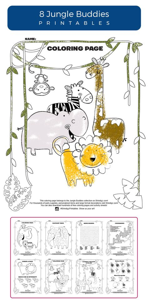 List Of Pinterest Jungles Classroom Theme Coloring Pages Pictures