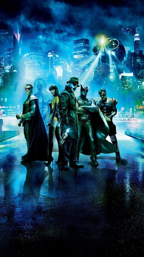 Watchmen (2009) Phone Wallpaper | Moviemania