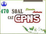 Contoh Soal Cat Cpns Dan Jawaban