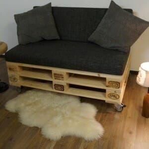 ᐅ Paletten Lounge Bauen Kaufen En 2020 Sillones