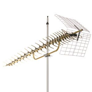 91xg Unidirectional Ultra Long Range Attic Outdoor Hdtv Antenna Hdtv Antenna Television Antenna Outdoor Hdtv Antenna