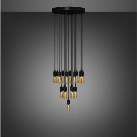Buster Punch Led Heavy Metal Chandelier Metal Chandelier Ceiling Pendant Lights Art Lamp