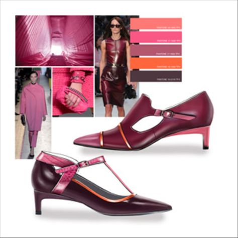 SHOE TRENDS 2014   Shoes Trend Book AW 2014/2015 - Accessoires/shoes - Styling ...