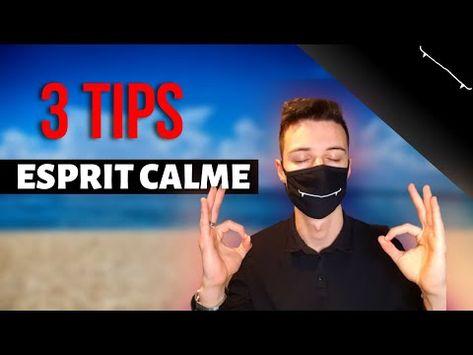 ENTREPRENEUR : Calme ton Esprit pour Réussir ! (3 Astuces pour devenir plus calme)
