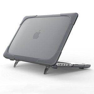 """Black//Clear//Printed Hard Case Cover for Macbook Air//Pro 13/"""" 15/"""" Retina 2012-2018"""
