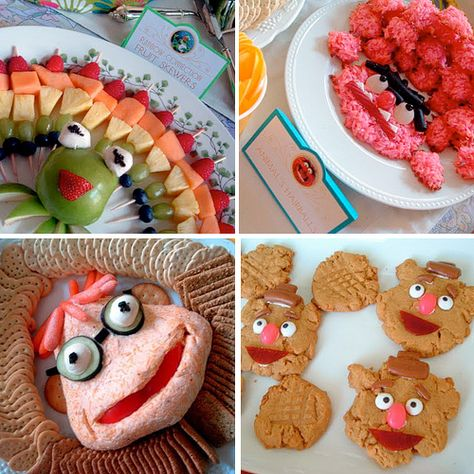 Muppets Party Food Ideas