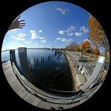 Objectif fisheye — Wikipédia