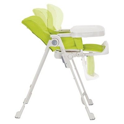 Inglesina Gusto High Chair Cream Ivory Chair Foot Rest Gusto