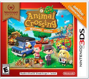 Descargar Animal Crossing New Leaf Welcome Amiibo Retail Game 3ds En Español Por Mega Y Mediafire Nintendo Juegos Nintendo Nintendo 3ds