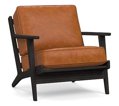 Raylan Leather Armchair Leather Armchair Leather Furniture Armchair