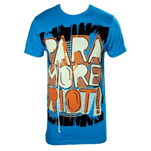 paramore stuff | ROCK.COM STORE - PARAMORE ATTACK MEN'S T-SHIRT - AUTHENTIC ROCK BAND T ...