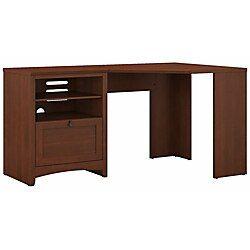 Bush Furniture Buena Vista 60 W Corner