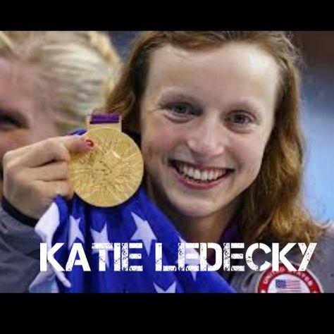 Katie Ledecky: Shy schoolgirl, 15, who only took up