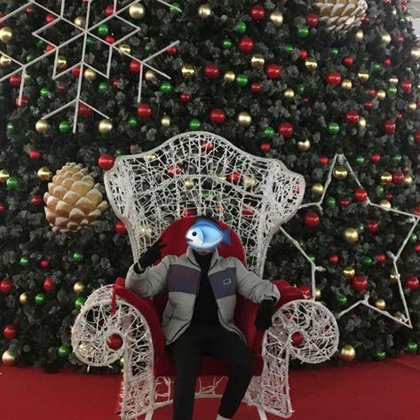 Je suis le vrai roi de Westeros #Noël #mdr…