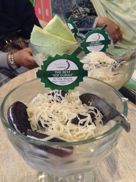 Resep Sop Durian : resep, durian, Durian