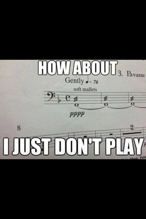 Musical humor :P Band Nerd, Funny Quotes, Funny Memes, Hilarious, Music Jokes, Funny Music, Music Music, Quotes For Music, Cello Quotes