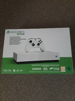 Microsoft Xbox One S All Digital Minecraft Gears Of War 4 1tb Console Minecraft Game Uk Xbox One S Xbox One Xbox