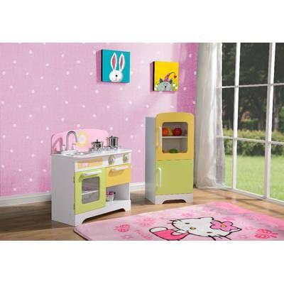 Deluxe Big Bright Kitchen Set Play Kitchen Sets Play Kitchen Bright Kitchens