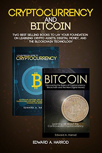 kindle best selling in cryptocurrency